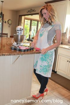 Nancy Zieman Shares Her Favorite Kitchen Grill And Cooking Related Projects In This August Sewing Tutorial Round Up