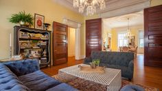 Historic Washington Square West townhouse on Portico Row now $2.395M