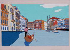 Kintaro Ishikawa, a Vacance in Italy on ArtStack #kintaro-ishikawa #art