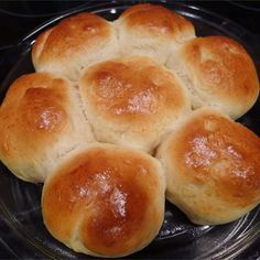 """Angie's Perfect Dinner Rolls 
