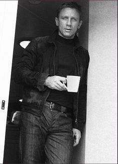 Can somebody please make a Steve McQueen biopic so Daniel Craig can play him??? I like my men like I like my tea: Hot and British.