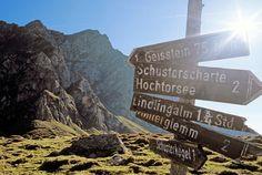 Die ungekrönte Königin des Pinzgaus: Die 7 Summits der Alpen