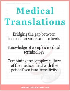 Understanding the crucial role that knowledge of complex medical terminology plays for any professional medical communicator and patients. Visit us at https://adarvetranslations.com/medical-translations/