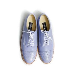 Lavender Rugby Shoes // Goodbye Folk