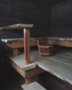 Outdoor Sauna, Spa Rooms, Cabinet Makers, Wood Design, Country Living, Wood Grain, Saunas, Wood Burning, Finland