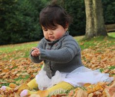 Hand Knitted Baby Cardigan Hand Knitted by SapphiraDesignsKnits