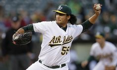 Now trending on Today's Knuckleball (part of the FanRag Sports Network): Sean Manaea has well-rounded MLB debut