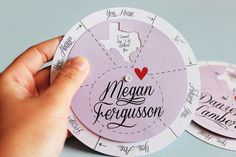 Amazing Bridesmaid cards! Cute Idea! Also, some amazing wedding invitations and artwork on this site by my sister-in-law! Check it out!