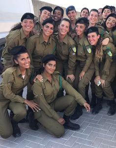 IDF - Israel Defense Forces - Women