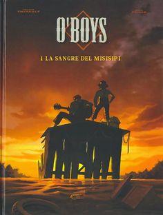 """""""O'Boys"""" Tomo 1. Buen dibujo. Y tema interesante. Invita a seguir"""