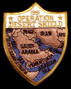 Operation Desert Shield...