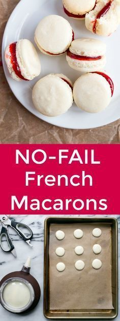 This one tip from a pastry chef will make French macarons work for you on the first try--I promise! Small batch macarons: my favorite small batch cookie recipe dessert for two. (Baking Tips) Baking Recipes, Cookie Recipes, Dessert Recipes, Pastry Recipes, Appetizer Recipes, Small Batch Cookie Recipe, Dessert For Two, Dessert Bars, Macaron Cookies