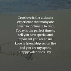 50 Valentine's day quotes and Valentine's day messages. Here are the best Valentine's day quotes and sayings to convey the love for your spe. Best Valentines Day Quotes, Valentines Day Messages, Happy Valentines Day, Romantic Messages, Sweet Messages, Told You So, Love You, Valentine's Day Quotes, To Tell