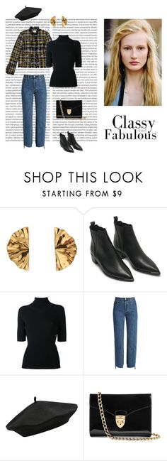 """""""03/12"""" by dorey on Polyvore featuring Sabrina Dehoff, Acne Studios, H&M, Valentino, Vetements, M&Co and Aspinal of London"""