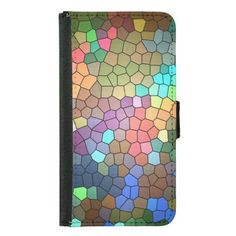 Stained Glass wallet. SOLD! thank you to the customer and referrer! #zazzle