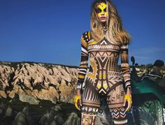 Natasha Poly & Lily Aldridge Are 'Born to be Wild', Lensed By Mert & Marcus For Vogue Paris September 2015 - 0- News for Women, Fashion & Style, Women's Rights - Women's Fashion & Lifestyle News From Anne of Carversville