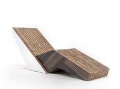 Cardboard furniture Moku by Corvasce Design. Furniture and home accessories made entirely of recycled cardboard. Research, development and innovation are the main activities in which Corvasce Design (Italy) is involved. http://www.corvasce.it