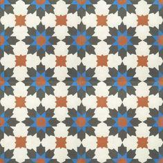 Moroccan Encaustic Cement Tiles