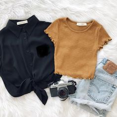 Classic Fashion, Fashion Fall, Teen Fashion, Fashion Mode, Womens Fashion, Outfits For Teens, Trendy Outfits, Spring Outfits, Clothing Websites
