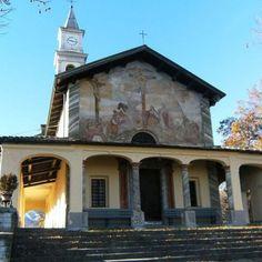 Santuario di Monserrato a Borgo San Dalmazzo (Cn) | Info su storia, arte, liturgia e devozione sul sito web del progetto #cittaecattedrali