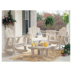 Cordelia Indoor/Outdoor Rocking Chair