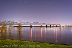 Paducah, KY, on the Ohio River