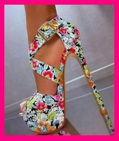 fb696b894c21 latest high heels shoes for women 2016 - Styles 7
