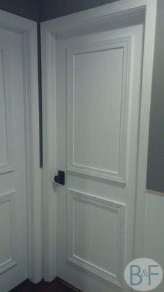 The Easiest Flat Panel Door Update Ever Flats Cheap