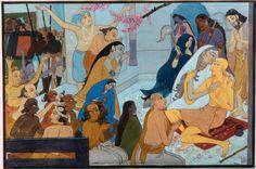 Dandavats | Sri Krishna Chaitanya (Gauranga) Mahaprabhu – Appearance