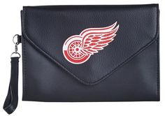Detroit Red Wings NHL Gibson Wristlet. Visit SportsFansPlus.com for Details.