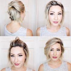 """3,995 Likes, 30 Comments - @shorthair_love on Instagram: """"@weilandstudios @elainadewey #shorthairlove #pixiecut #blondehair #undercut #shorthair #hair…"""""""