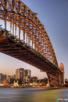 Sydney Harbour Bridge--three and a half hour guided bridge climb to the top of the bridge---very exciting