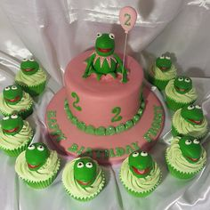 Because one Kermit is never enough!