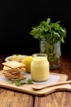 Easy Lemon Curd