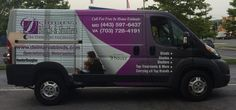 Brand It Wrap It will design and install your fleet wrap to ensure that it is easy to read so that your company's costumers are satisfied.