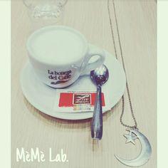 Caffè e nuova collezione  Collane MèMè Lab. www.memelabaccessori.com