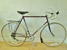 Claud Butler Dalesman (Reynolds 531 Super Tourist) £450
