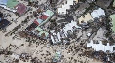 Hurricane Irma, rampaging through Caribbean, is most enduring super-storm on record