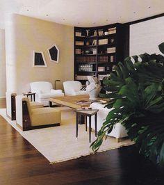 JG Dream House: Villa Mondadori by Oscar Niemeyer, Interiors by Peter Marino