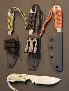 Pack Rat custom backpacking knife. Awesome!!