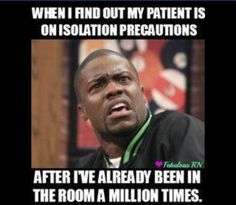 This has happened a million times when I worked at the hospital...