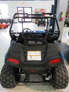 New 2017 Polaris RZR 170 EFI VooDoo Blue ATVs For Sale in Louisiana. 2017 Polaris RZR 170 EFI VooDoo Blue, 2017 Polaris® RZR® 170 EFI VooDoo Blue Includes safety flag, helmet and instructional DVD Parent-adjustable speed limiter Electronic fuel injected (EFI) 169 cc engine Features may include: YOUTH ALL NEW! Colors & Graphics Check out the All NEW! Colors on Outlaw, Sportsman®, and Phoenix Electronic fuel injected (EFI) 169 cc engine EFI for consistent starting, improved idle quality, and a…
