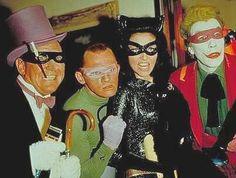 El viejo Batman Fotos Retro