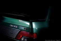 Peugeot 309 GTI Goodwood rear