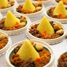 B Food, Nasi Lemak, Reception Food, Catering Menu, Lunch Menu, Indonesian Food, Arabic Food, Finger Foods, Rice Box
