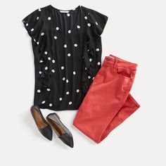 What are the spring 2019 trends to look out for? Stitch Fix Style Casual Outfits, Cute Outfits, Fashion Outfits, Fashion Tips, Fashion Trends, Work Outfits, Womens Fashion, Fashion Ideas, Fashion Scarves