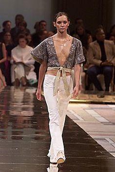 Chloé Spring 2000 Ready-to-Wear Collection Photos - Vogue