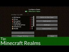 Minecraft PvP Tips And Tricks PvP Settings Http - Minecraft realms server erstellen