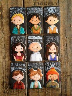 Firefly cookies