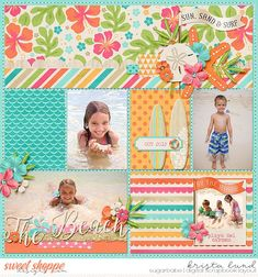 The Beach - Sweet Shoppe Gallery